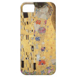 Le baiser par Gustav Klimt Coque Barely There iPhone 5