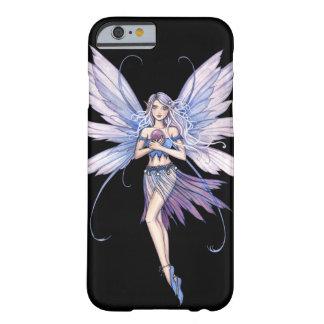 Le bleu chuchote l'art de fée d'imaginaire coque barely there iPhone 6