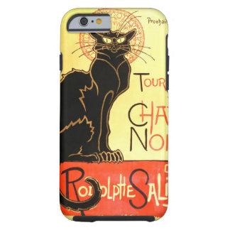 Le chat noir, ursprüngliche Anschlagtafel Tough iPhone 6 Hülle