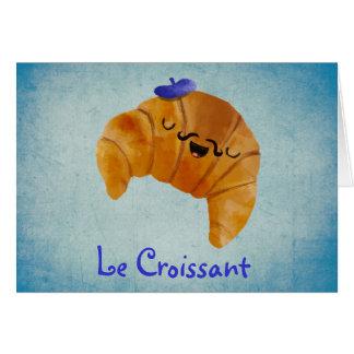 Le Croissant Karte
