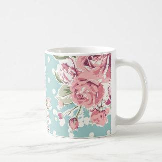 Le cru fleurit la tasse