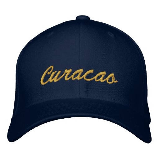 Le Curaçao Casquettes Brodées