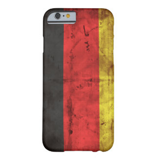 Le Deutschland Flagge Coque iPhone 6 Barely There
