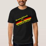 le deutschland t shirt