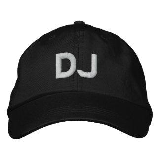 LE DJ CASQUETTE BRODÉE