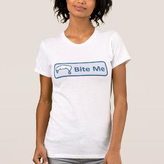 Le facebook gothique alternatif d'Emo ME MORDENT T-shirt