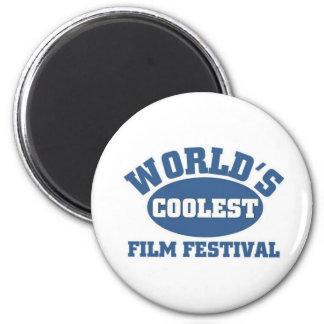 Le festival de film le plus frais aimant