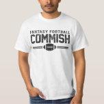 Le football Commish d'imaginaire T Shirts