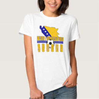 Le football de BiH Tee Shirt