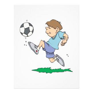 Le football de la jeunesse prospectus