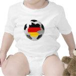 Le football de l'Allemagne T-shirts