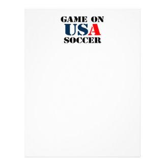 Le football des Etats-Unis Prospectus Personnalisés
