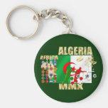 Le football MMX Afrique du football de l'Algérie 2 Porte-clefs