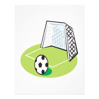 Le football prospectus personnalisés
