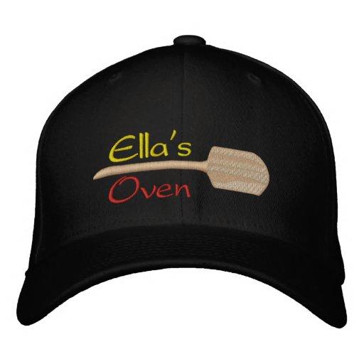 Le four d'Ella Casquettes De Baseball Brodées