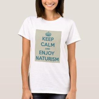 Le Keep calm t-shirt