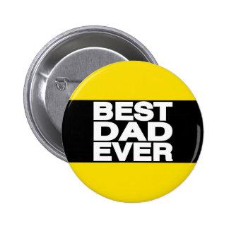 Le meilleur jaune d'atterrisseur de papa jamais badge