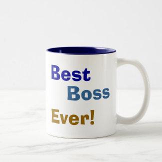 Le meilleur, patron, jamais ! mugs