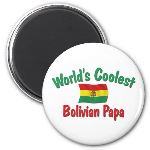 Le papa bolivien le plus frais aimants