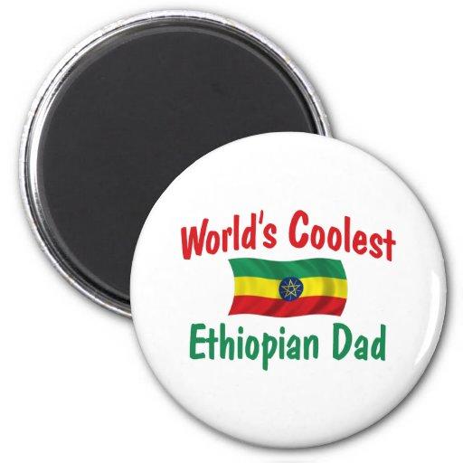 Le papa éthiopien le plus frais aimant