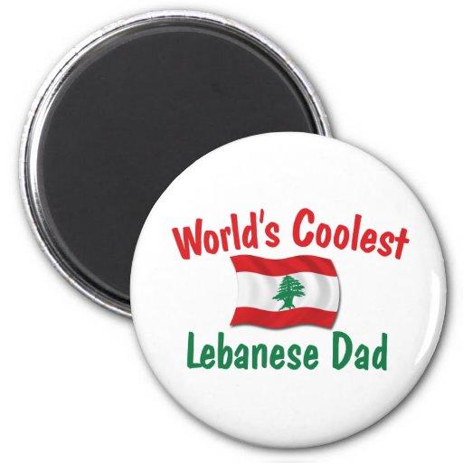 Le papa libanais le plus frais aimants pour réfrigérateur