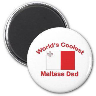 Le papa maltais le plus frais aimants pour réfrigérateur
