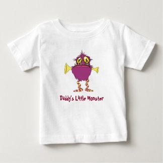 Le petit monstre du papa tee-shirts