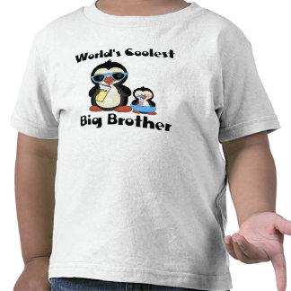 Le pingouin le plus frais de frère t-shirt