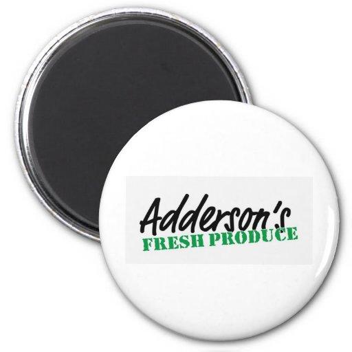 Le produit frais d'Adderson Magnets Pour Réfrigérateur