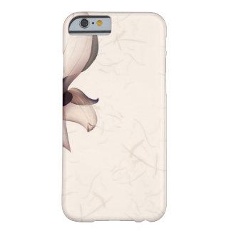 Le résumé fleurit le pépin chaud de couleurs coque iPhone 6 slim