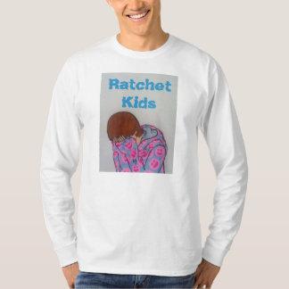 Le rochet badine la chemise t-shirt