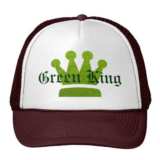 Le Roi vert Hat ! Casquette