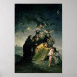 Le sabbat des sorcières posters
