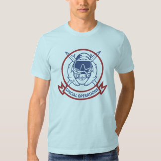 Le Special Operations Diver Tee-shirts
