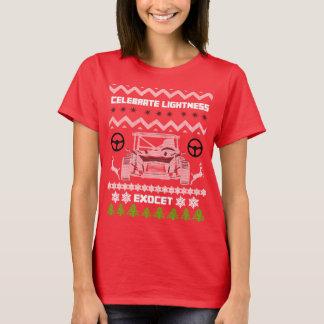 Le T-shirt des femmes de mauvais goût de vacances