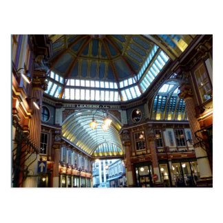 Leadenhall London Postkarte