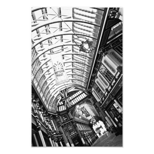 Leadenhall Markt London Photodrucke