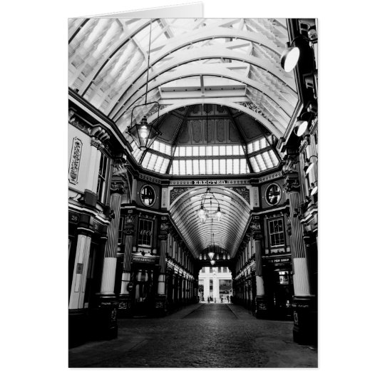 Leadenhall Markt London Karte