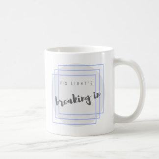 Leadin die Weisen-Tasse Kaffeetasse