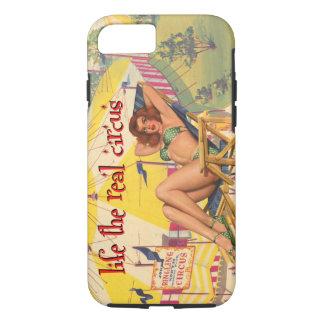 Leben der wirkliche Zirkuspinup-Mädchen | iPhone 7 iPhone 8/7 Hülle