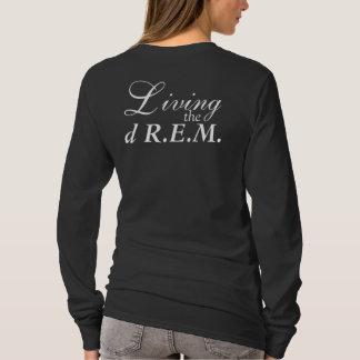Leben die dR.E.M lange Hülse T T-Shirt