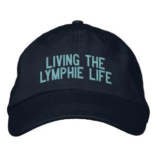 Leben die Lymphie Leben-Baseballmütze Bestickte Kappe