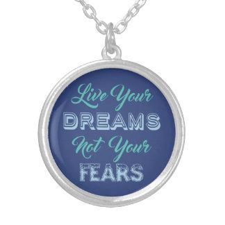 Leben Ihre kundenspezifische Halskette der Träume