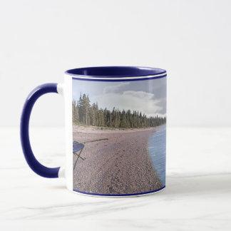 Leben Ihre Traum-Kaffee-Tassemastiff-Version Tasse