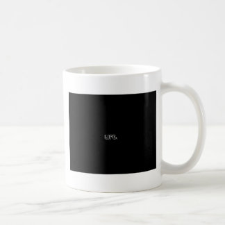 Leben Kaffeetasse