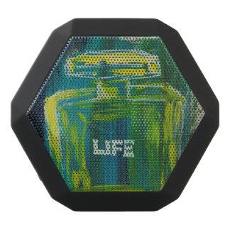 Leben-Lautsprecher Schwarze Bluetooth Lautsprecher