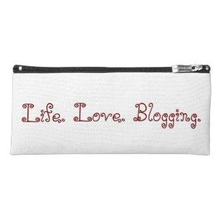 Leben. Liebe. Blogging. Bleistift-Kasten Stiftetasche