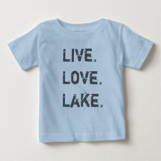 , Leben Liebe, See Baby T-shirt