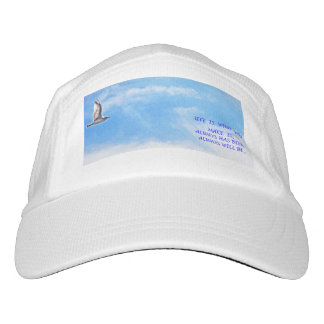 LEBEN-Strickkappe Headsweats Kappe