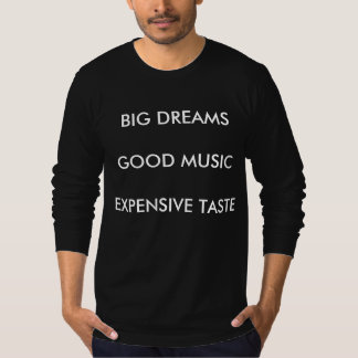 Leben-Ziel-Pullover T-Shirt